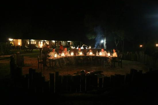 Tintswalo Manor House: Last night