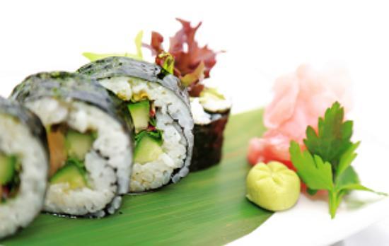 Locale Blackheath : New to Locale Sushi