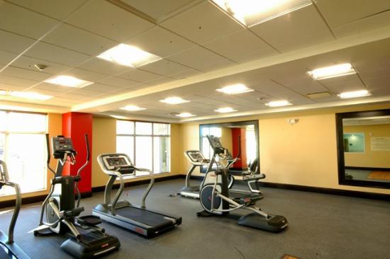 Hilton Garden Inn Fayetteville: State Of The Art Fitness Center Design
