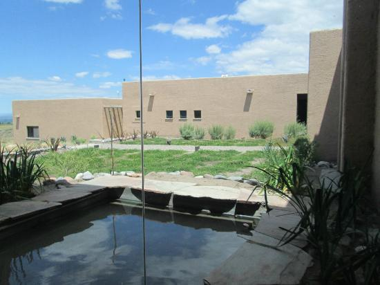 Alpasion Lodge: Outside the Lodge