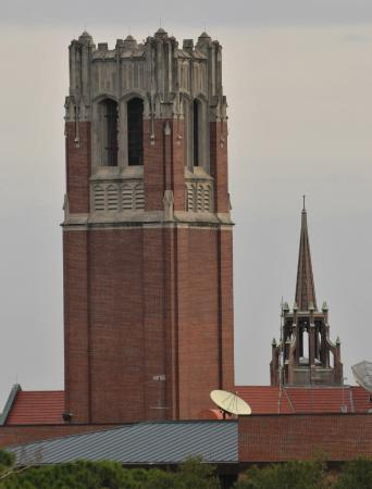 Reitz Union Hotel - UF Campus : Famous Bell Tower