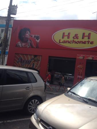 ‪H & H Lanches‬
