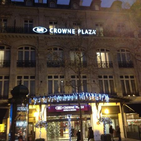 Crowne Plaza Paris Republique Hotel Tripadvisor