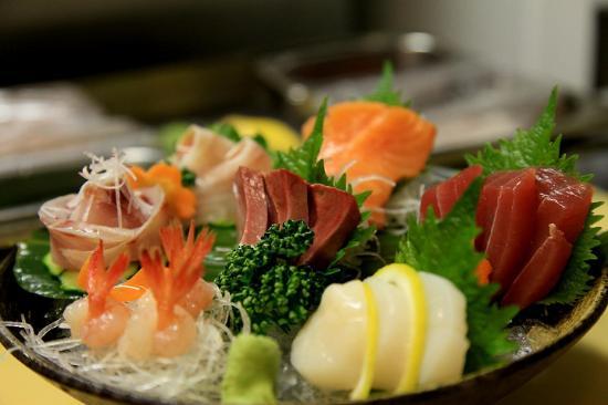 Locale Blackheath: Sushi