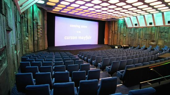 Curzon Mayfair Screen 1 Picture Of Curzon Mayfair London Tripadvisor