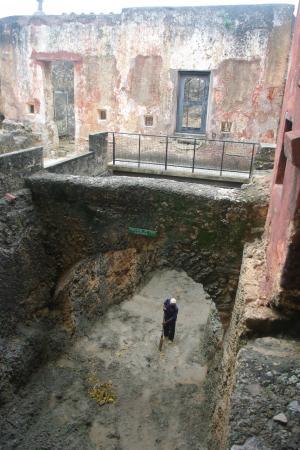 Fort Jesus Museum: qw