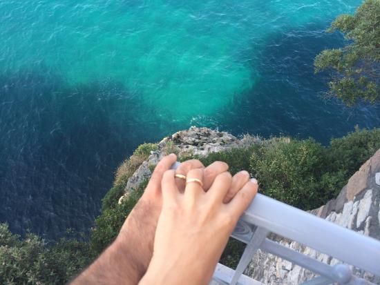 Hotel Scrajo Wellness & Mineral SPA: Il più bello dei mari