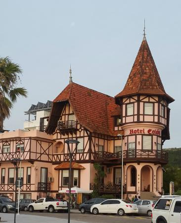 Maldonado Department, Uruguay: hotel colon