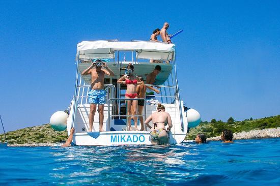 Mikado  Kornati Excursions