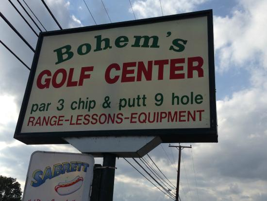 Bohem's Al Golf Center