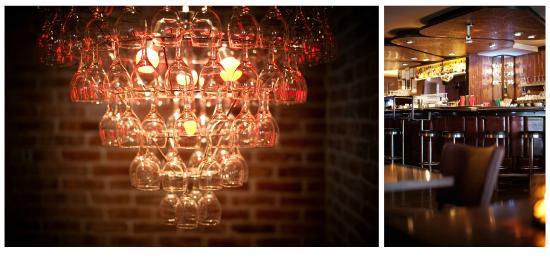 B-Bars Restorans : Late night lounge