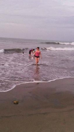 Playa Tonsupa: Tonsupa