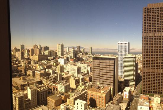 San Francisco, Californien: View from the top