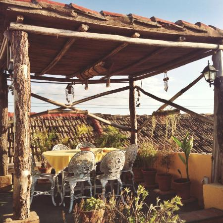 Casa MiCuba: Roof terrace