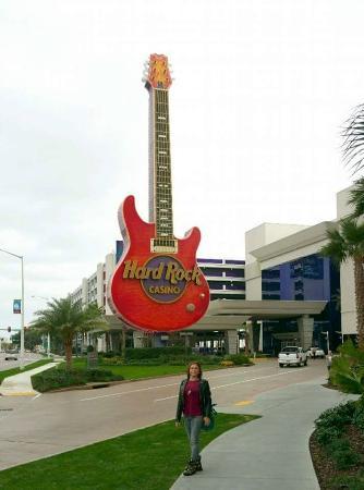 Hard Rock Hotel & Casino Biloxi: Hard Rock Cassino, Biloxi, MS. GREAT casino!