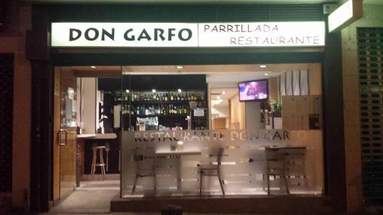 ‪Restaurante Don Garfo‬