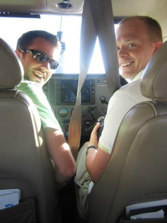OK3 Air: Luke and Evan