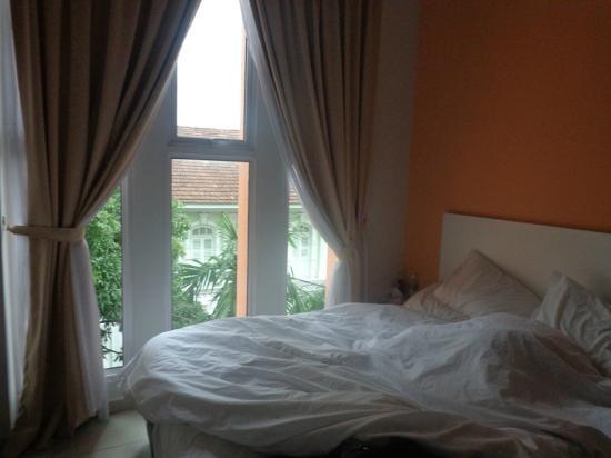 G-Inn : our room