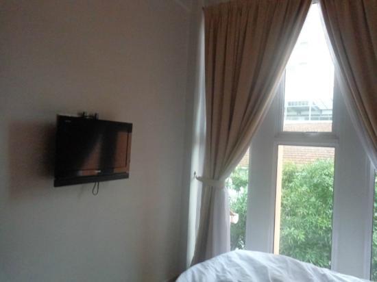G-Inn : the room