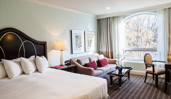 The Franklin: Franklin Hotel Guest Room