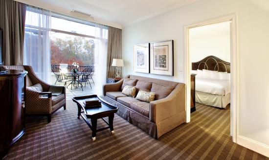 The Franklin: Hotel Room