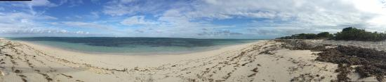 Providenciales: the beach
