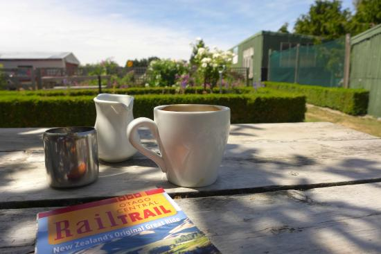Rail Trail Planner - Day Tours: Great coffee and food along the trial