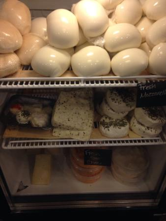 Tecumseh, MI: Local cheese