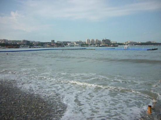 Primorie Spa & Wellness Hotel: пляж
