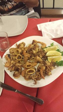 Сан-Джованни-Вальдарно, Италия: La migliore frittura del Valdarno