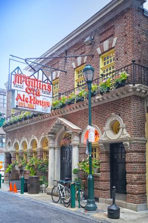 Photo of American Restaurant McGillin's Olde Ale House at 1310 Drury St, Philadelphia, PA 19107, United States