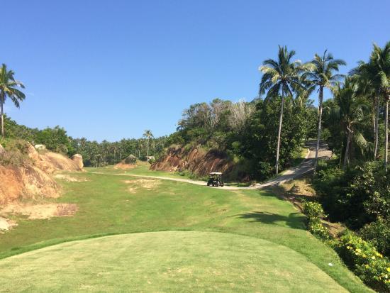 Royal Samui Golf and Country Club: trou n6