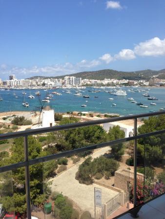 Hotel Neptuno : sea view room
