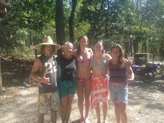 Coconut Harrys Surf Shop and Surf School: Our final surf day with Gabby and Joel