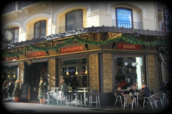 Gran Cafe : Gran Café Zaragoza