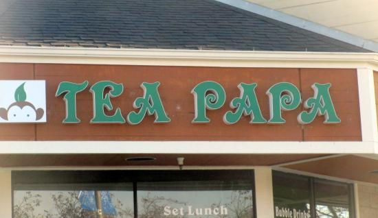 Tea papa
