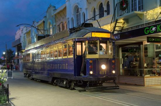 ‪Christchurch Tramway Restaurant‬
