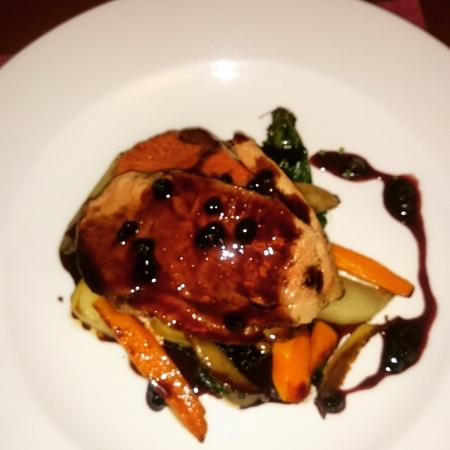 duck from the mulberry in thetford.