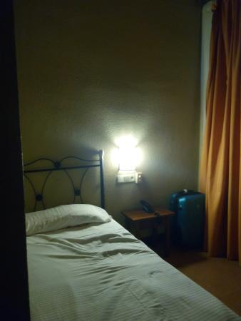 Hotel Jaume I: Chambre simple