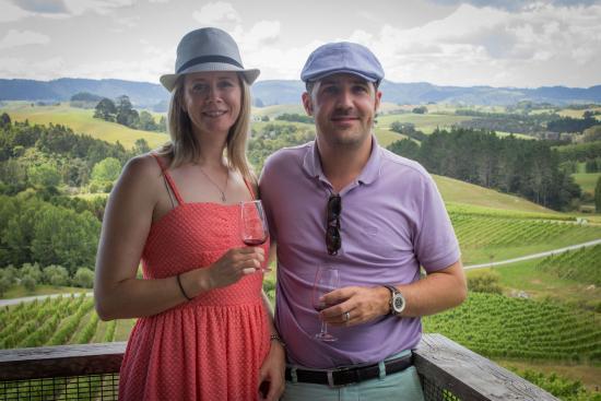 Boutique Wine Tours -  Tours: Wine tasting at Mahurangi River Winery