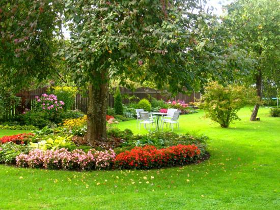 Livonija : Lovely garden