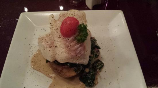 Arte Cafe, Elviria - Cod with Saute Potatoes 14/01/2015