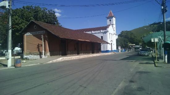 Conceicao De Macabu, RJ: Estação Ferroviária de Conceição de Macabu