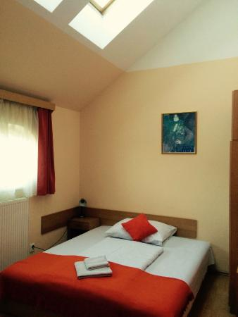 Hotel Residence Tabor: Room in the 4th floor no. 143