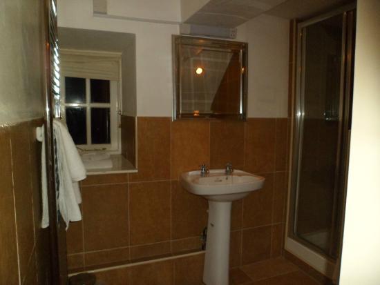 Ramada Resort Cwrt Bleddyn Hotel & Spa : Ample size