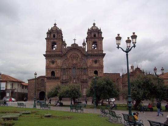 Hostal El Triunfo: Catedral