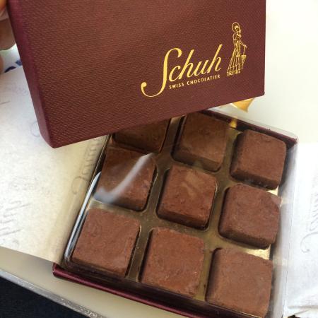 Schuh: Is quite good