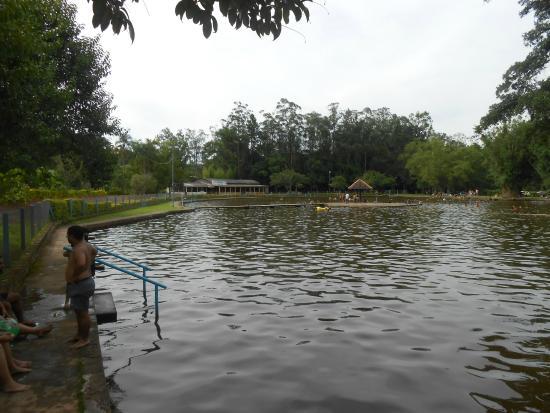 Gravatai, RS: lago