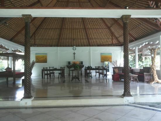 Bali Hidden Paradise Seminyak : Reception