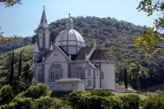 Igreja de Sao Pedro de Alcantara - SC